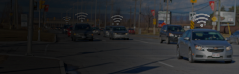 COLLECT TRAFFIC DATA<br> ANYTIME, ANYWHERE