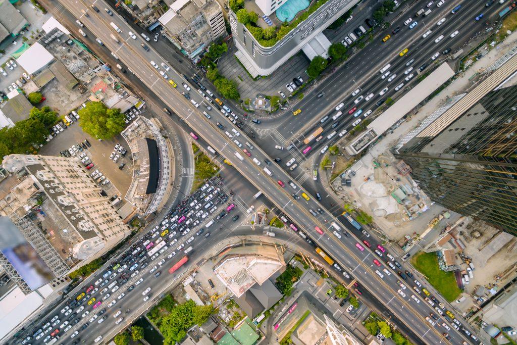 Environmental impact of traffic