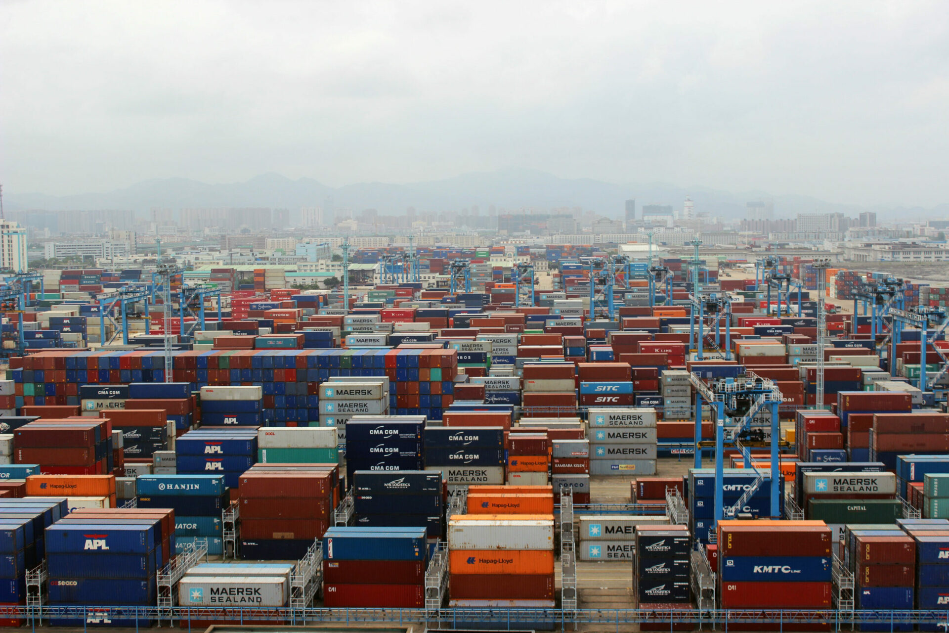 How Ports & Rail Yards are Cracking Congestion