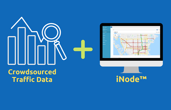 iNode™ and Crowdsourced Traffic Data