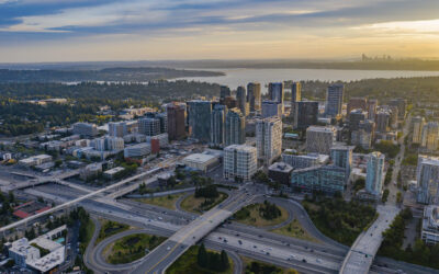 SMATS iNode Selected by City of Bellevue, Washington for Signalized Intersections Traffic Network Data Collection