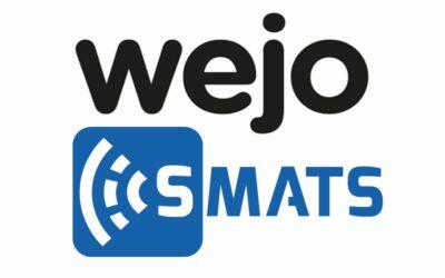 SMATS Announces Wejo Partnership